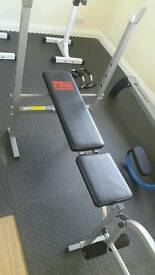 Pro Power bench