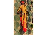 Nerf gun....the big one