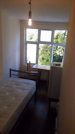 A Single En-suite room
