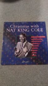 Christmas with Nat King Cole (Vinyl)