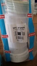 McAlpine / WC-D26R 4inch Seal Outlet / x2
