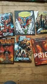 Load of comic book volumes good reads