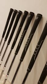 Wilson D100 Golf Club Irons