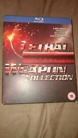 Lethal Weapon Collection Blu-ray