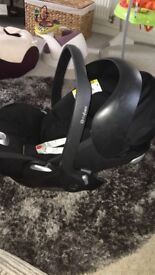 Cybex cloud car seat