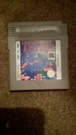 Tetris game boy