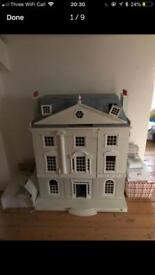 Dolls house Emporium Grosvenor hall doll house