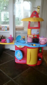 Molto Play kitchen