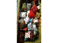Loads & Loads of Home Made Christmas Decorations