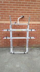Bike rack for wv transporter T4 found in shed! previous occupier left!untested!Can deliver or post!