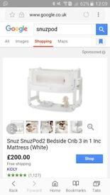 White Snuzpod