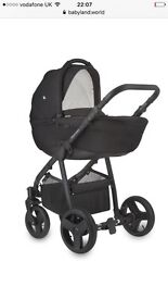 The Minum Baby 3 in 1 Pram