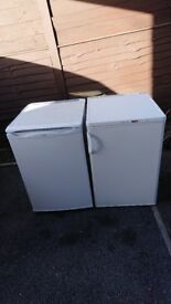 Fridge freezer and freezer