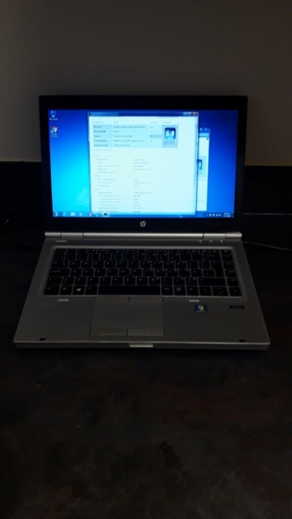 Laptop HP elitebook 8470P | in Peterhead, Aberdeenshire | Gumtree