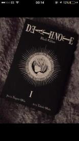 Deathnote books