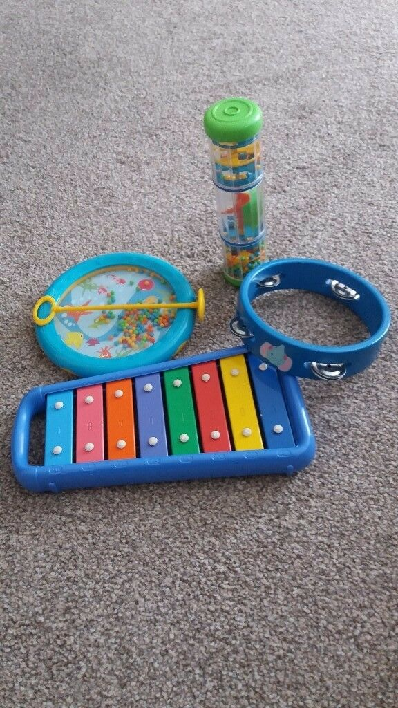My first music set