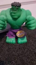 Hulk smsh toy