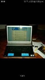 LAPTOP SONY VGN-FZ21E INTEL CORE 2, 2GB 160GB WIN 7