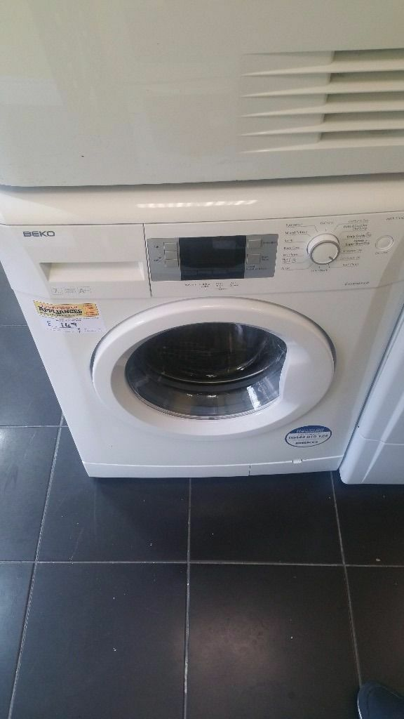Beko Washing Machine (6 Month Warrantyin Liverpool City Centre, MerseysideGumtree - Beko Washing Machine (7kg, 1600 spin.) Excellent Working Condition 6 Month Warranty Free Local Delivery Removal Of Old Appliance Many Makes and Models 25 County Road Walton L4 3QA