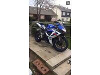 Selling my gsxr 600 for 3200 or swap for what you have (super bike,van etc)