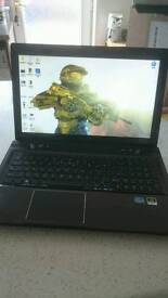 Acer y580 laptop for sale