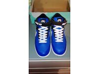 Mens/womans size 6 nike airforce high tops not adidas