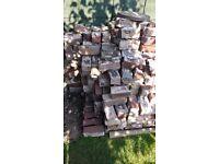 Free pile of bricks to good home.