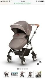 Silver Cross Wayfarer Chelsea, simplicity car seat and isofix base