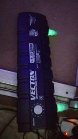Vecton UV15 W and a V2 vecton 400 .