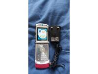 Motorola RAZR Mobile Phone in PINK :)