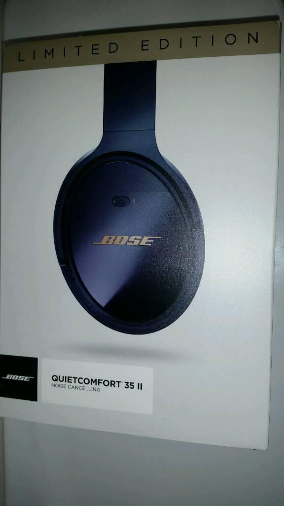 Bose QuietComfort 35 II (Limited Edition)  0945515968468