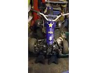 For Sale x2 quads 49cc