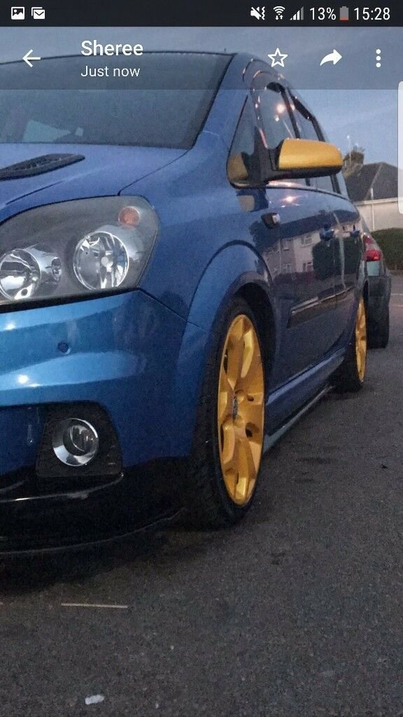 Zafira vxr for sale or swap try me