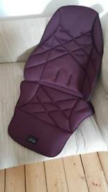 Replacement seat cover