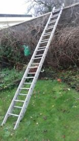 20ft extending ladder