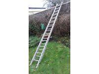 20ft extending ladder