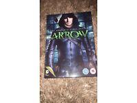 Arrow first season