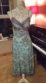 ladies oasis dress size 10