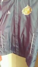 Boys navy safc jacket age 9-10