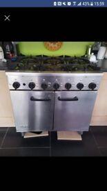 Burco oven