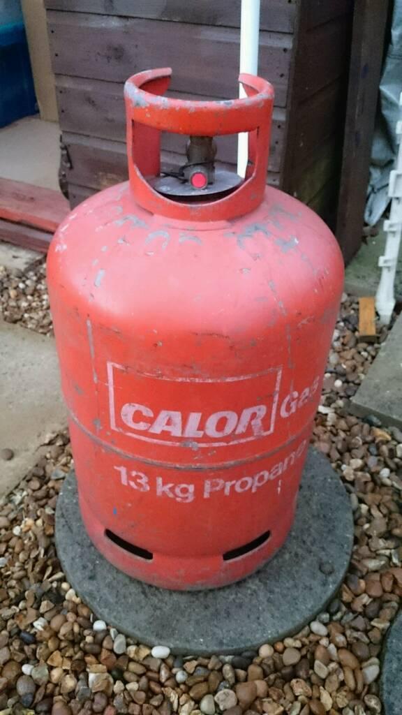 13kg Calor Gas Bottle