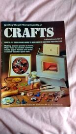 Golden Hands Craft Magazines 70's