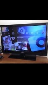 LED 40 inch slim light television full hd 1080p