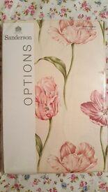 Sanderson Bloom curtains