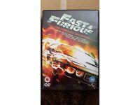 Fast & Furious 1-5 Box Set