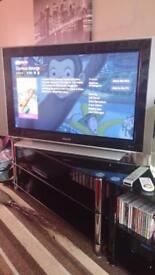 42 in Phillips plasma TV and DVD player