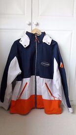 Men's Typhoon Large size sailing jacket