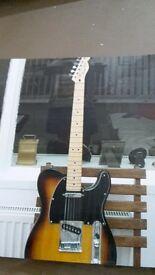 john birch telecaster guitar