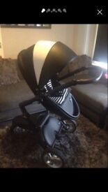 Limited edition mima xari pram