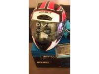 Spada Arc Moterbike Helmet